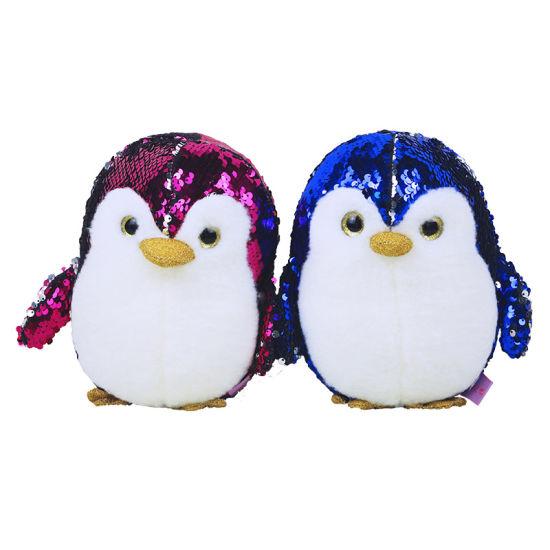 Custom Plush Stuffed Soft Penguin Toy