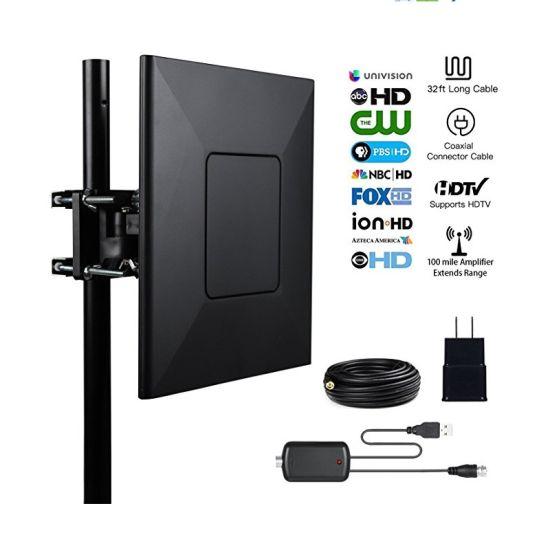 71f838407ad75 China Best Home Outdoor Antenna Long Range VHF UHF HDTV Antenna ...