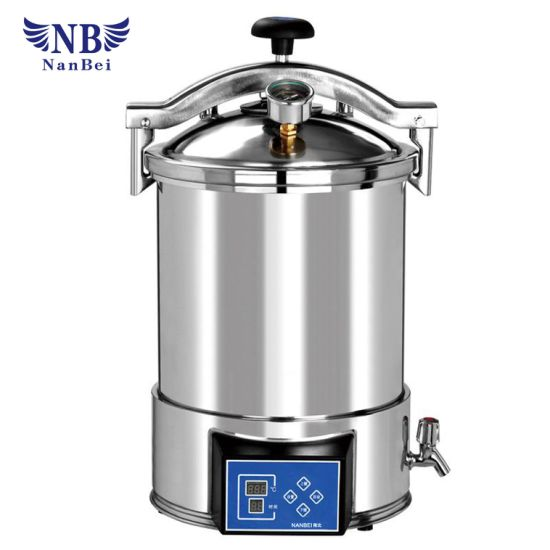 Automatic Microcomputer Portable Pressure Steam Sterilizer
