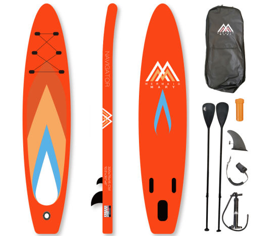 Hot Sale Inflatable Stand up Paddle Boards Sup Boards Wax for Surfboard