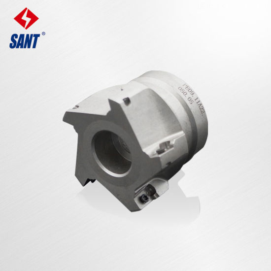 China Indexable Square-Shoulder Milling Cutter PE09 11A22