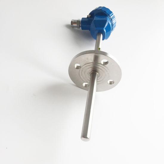 Sheathed K Type Thermocouple Sensor