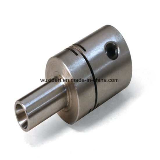 Custom CNC Machined Milling 4140 Steel Shaft with Chrome Plated pictures & photos