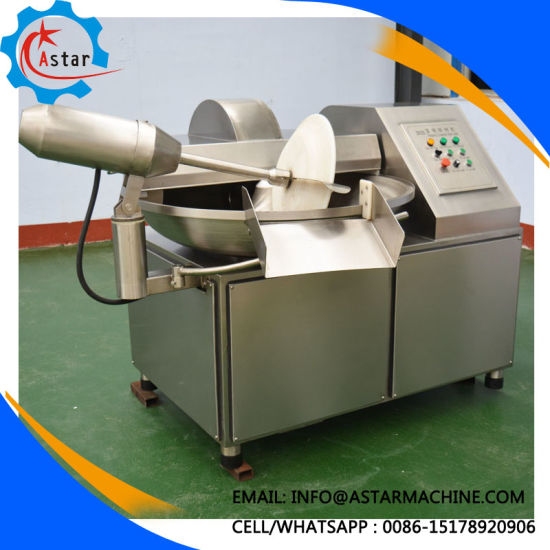 Use in Food Factory 304 Stainless Steel Make Meat Chopper