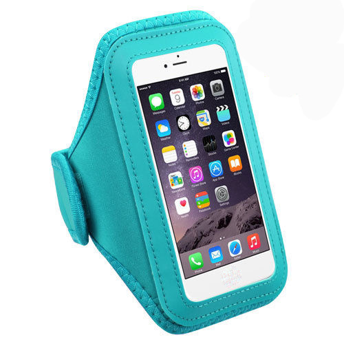 Factory New Sports Armband Waterproof Case Cover for Samsung/iPhone 5.5inch pictures & photos