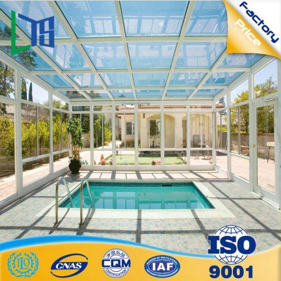 China Experienced Manufacturer Aluminium Pool Enclosures