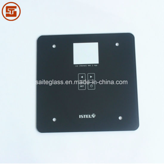 Customized ITO Tempered Glass Electronic Balance Digital Weighing Body Scale Top Cover