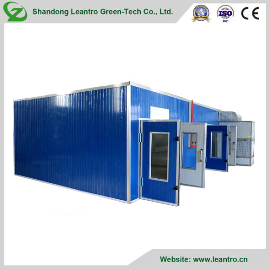 New Style Convenient Furniture Painting Room with Heating System BV/Ce/ISO Certificated