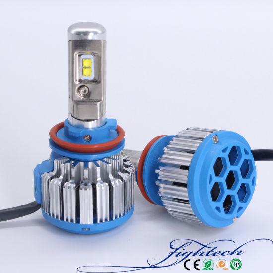 Lightech T1 C6 Best 9004 Led Bulb With H11