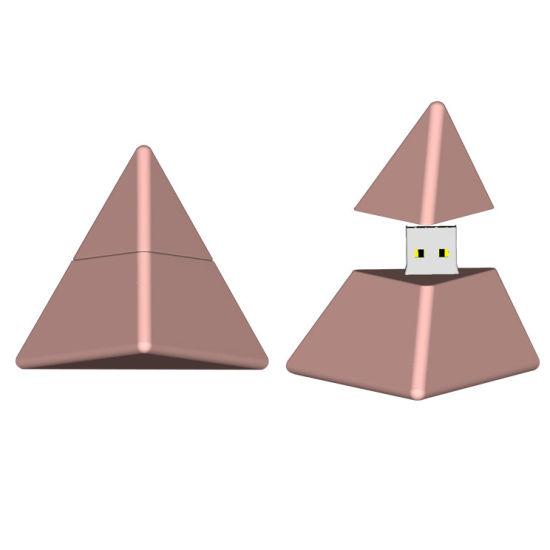 8GB USB Flash Drive Pyramids USB Memory Stick