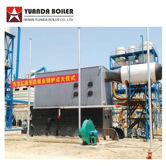 China High Temperature Horizontal Tube Coal Boiler/Biomass Fired ...