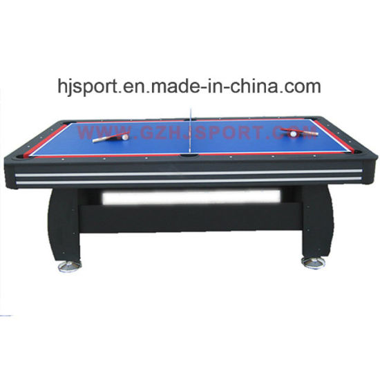 Magnificent China 3 In 1 Game Table Pool Table With Convert Air Hockey Download Free Architecture Designs Lectubocepmadebymaigaardcom