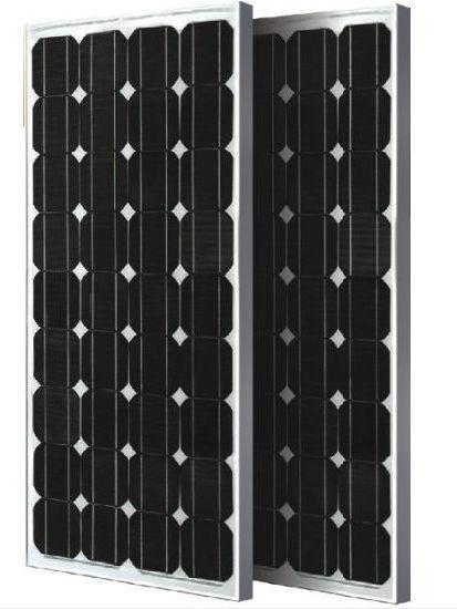 18V 110W Good Quality Best Price Mono Solar Panel