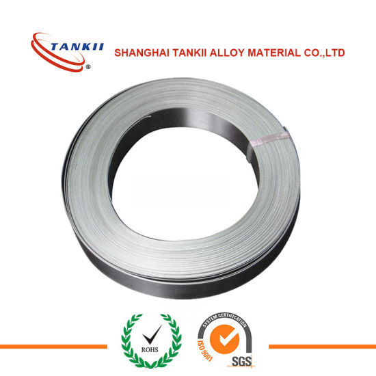 China Nickel Chrome Alloy Nikrothal 8 Strip for Heating Element