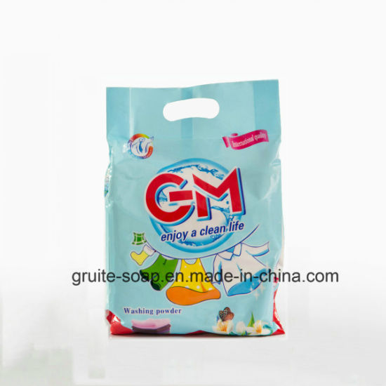High Foam Citrus Fragrance Laundry Detergent Powder pictures & photos