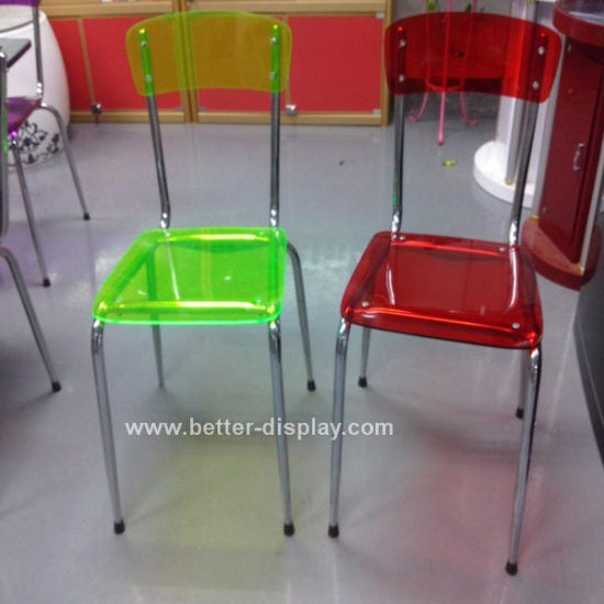 Custom Colorful Plastic Chair (BTR-3014)