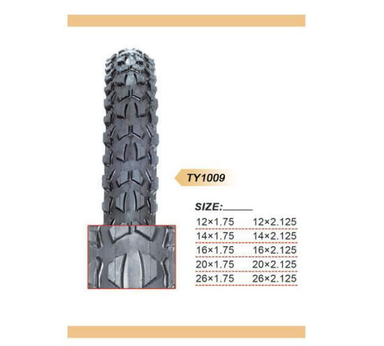 Top Quality Bike Tire (TY1009)