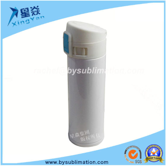 Bounce Cap Sublimation Stainless Steel Vacuum Flask pictures & photos