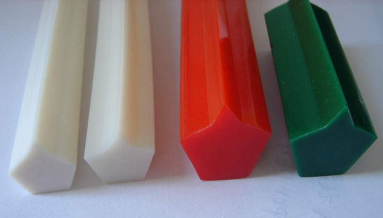 PU Ridge Top Belt for Ceramic