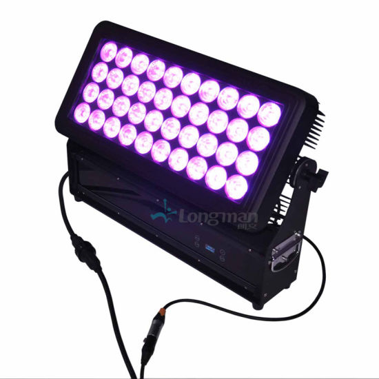 China 40X10W RGBW Outdoor DJ City Color LED Color Change