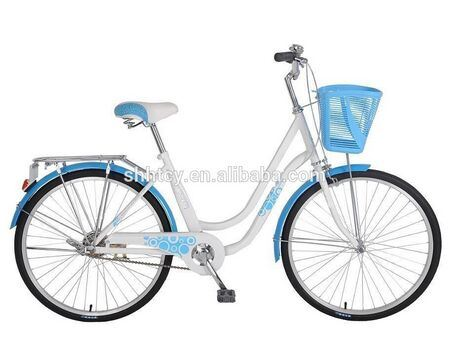 "26"" Dream Blue City Bike Touring Bicycle pictures & photos"