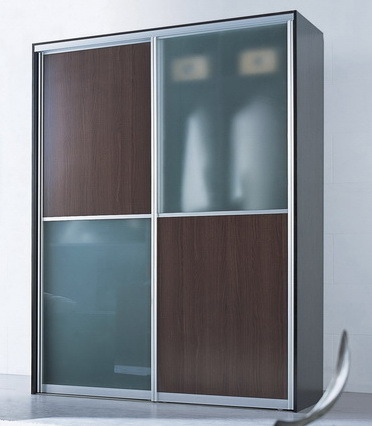 Glass Sliding Door for Wardrobes (BF4)