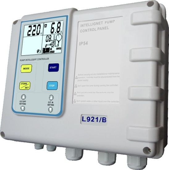 Booster Controller for Single Pump (L921-B) pictures & photos