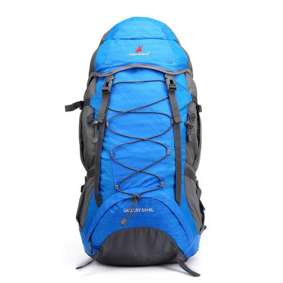 50L Laptop Computer Bag Travel Hiking Sports Backpack