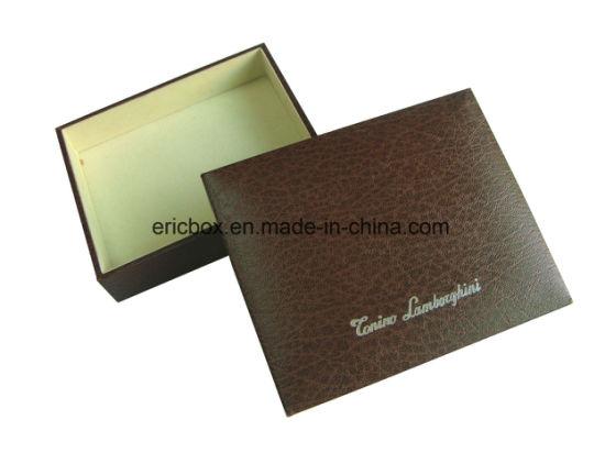 China jy gb74 hard cardboard leather paper wallet gift packing box jy gb74 hard cardboard leather paper wallet gift packing box reheart Image collections