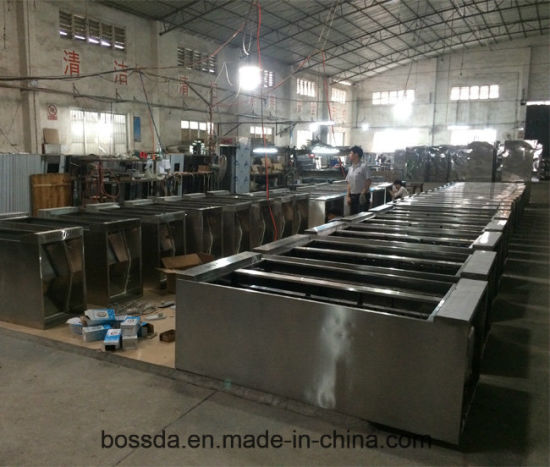 High Quality Stainless Steel Dough Proofer for Bakery Equipment pictures & photos