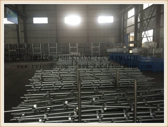 High Quality Australian Standard Kwikstage Scaffolding pictures & photos