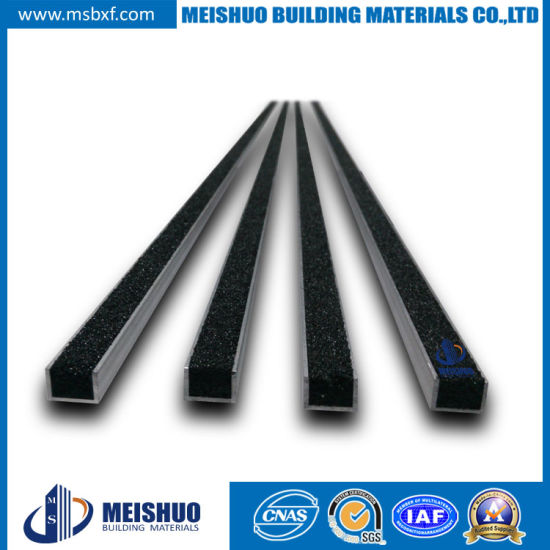 Hotel Indoor And Outdoor Non Slip Nosing For Stair Accessories (MSSNC 8)