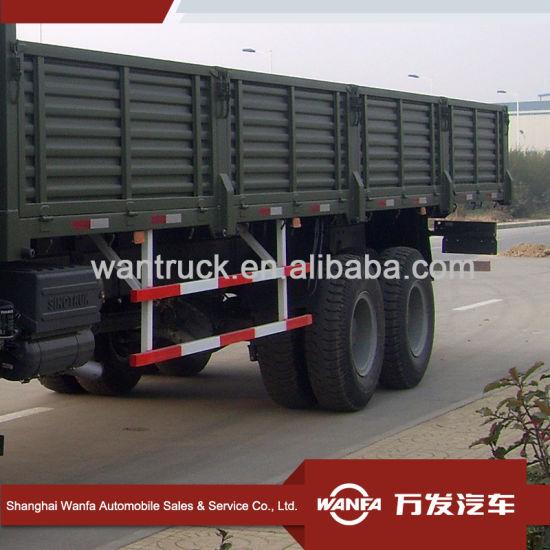 China Sinotruk HOWO 6X6 371HP Zz1257n4647 Lorry Truck