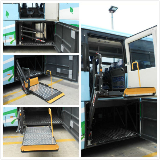 CE Electrical & Hydraulic Wheelchair Lift (T-1600) pictures & photos