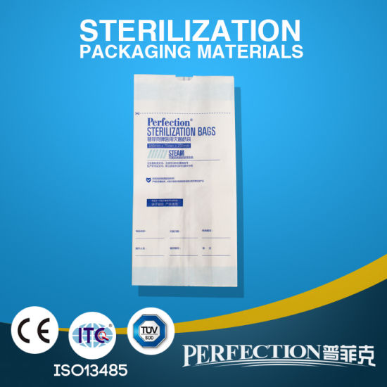 Disposable Medical Autoclave Sterilization Paper Bags