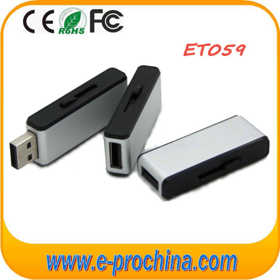 Promotion Gifts Metal Memory Pen Drive USB Flash Disk (ET-059) pictures & photos