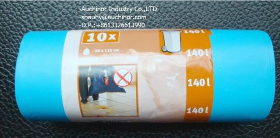 Custom Disposable Color Garbage Packing Bag pictures & photos