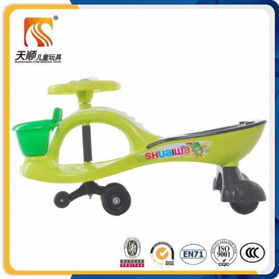Hot Selling Kids Ride on Swing Car for Baby Wholesale pictures & photos