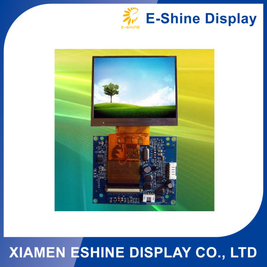 3.5 Capacitive Touchscreen custom LCD density pixel LCD TFT for Sale