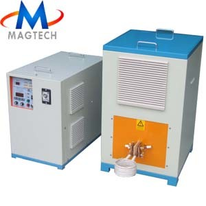 Medium Frequency Induction Melting Furnace for Coper, Brass, Silver (45KW) pictures & photos