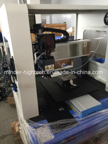 Automatic Heavy Wire Bonding Machine pictures & photos