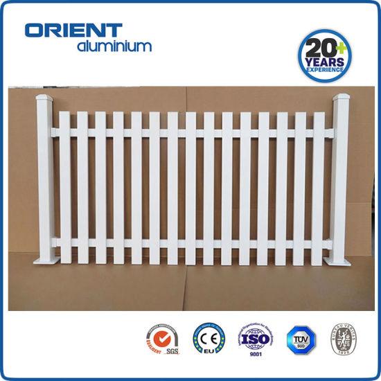 Aluminum Slat Fence Panel Aluminium Slat Fencing High Quality