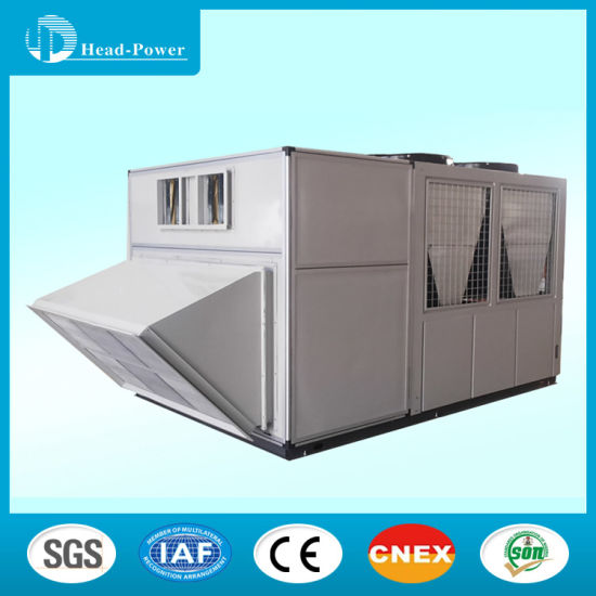100HP Commercial Central Rooftop Air Conditioner