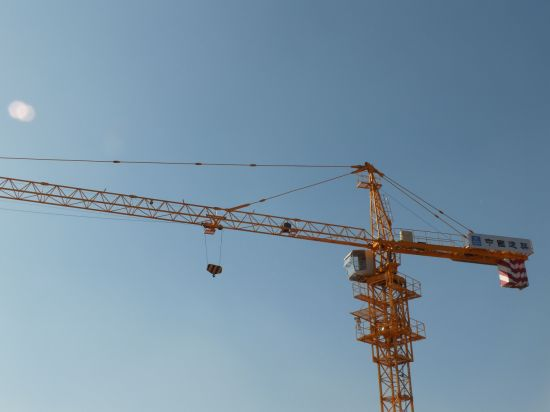 Qtz63 (TC5013) Construction Equipment Topkit Tower Crane