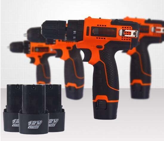24V Big Power Lithium-Lon - Cordless Battery Drill (FYBD) pictures & photos