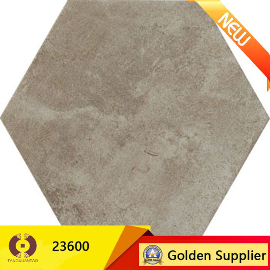 Cement Color Rustic Bathroom Kitchen Ceramic Wall Floor Tile (23601) pictures & photos