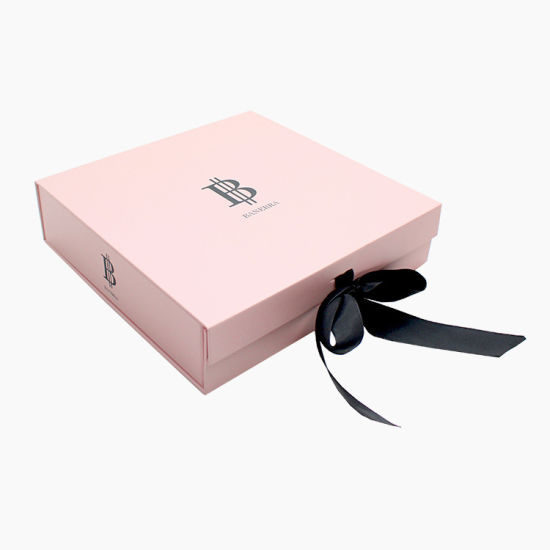 Wholesale Cheap Folding Color Kraft Package Cosmetic Gift Paper Box