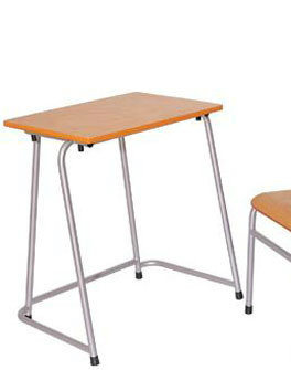 Simple Single Student Desk and Chair/School Furniture in Classroom (FS-3221) pictures & photos