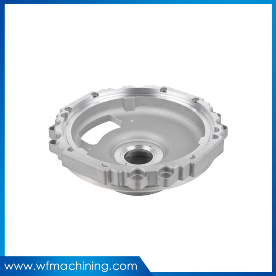 OEM Custom Aluminium Alloy Die Casting Pump Housing