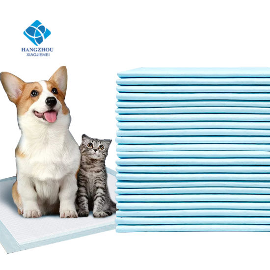 Hot Sale 60*60 Super Absorbent Scented Puppy Training Pads, Pet Pad pictures & photos